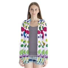 Color Ball Cardigans
