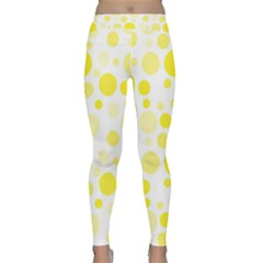 Polka Dots Classic Yoga Leggings