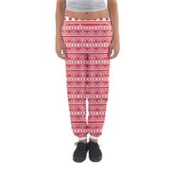 Pattern Women s Jogger Sweatpants