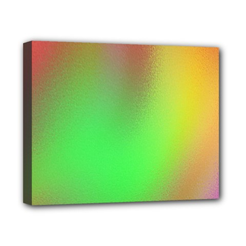 November Blurry Brilliant Colors Canvas 10  X 8  by Simbadda