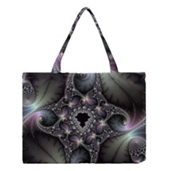 Magic Swirl Medium Tote Bag by Simbadda