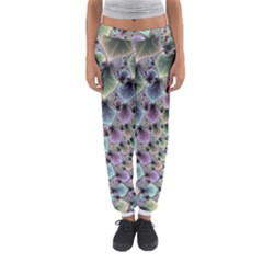 Beautiful Image Fractal Vortex Women s Jogger Sweatpants by Simbadda