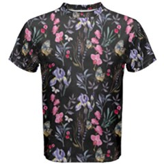 Wildflowers I Men s Cotton Tee