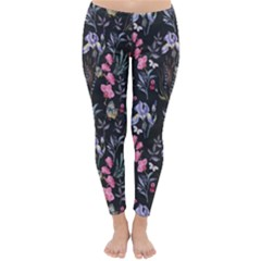 Wildflowers I Classic Winter Leggings by tarastyle