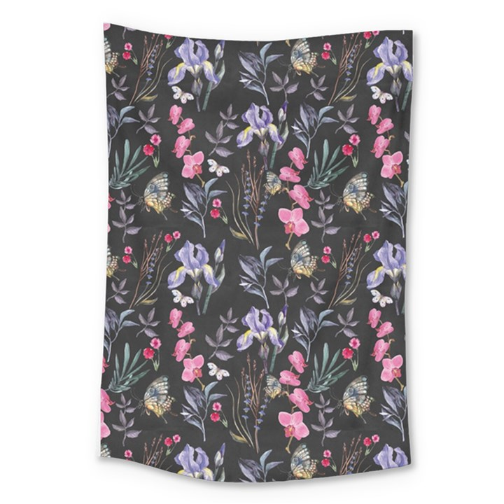 Wildflowers I Large Tapestry