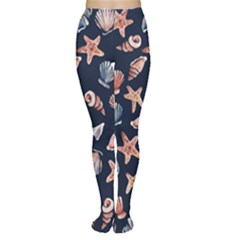 Shells Women s Tights by BubbSnugg