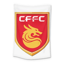 Hebei China Fortune F C  Small Tapestry by Valentinaart