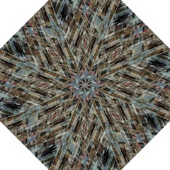 Abstract Chinese Background Created From Building Kaleidoscope Hook Handle Umbrellas (large) by Simbadda