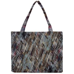 Abstract Chinese Background Created From Building Kaleidoscope Mini Tote Bag