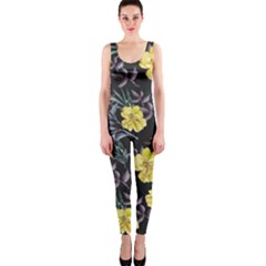 Wildflowers Ii Onepiece Catsuit