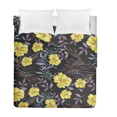 Wildflowers Ii Duvet Cover Double Side (full/ Double Size)