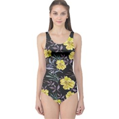 Wildflowers Ii One Piece Swimsuit