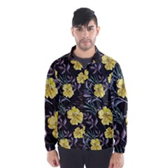 Wildflowers Ii Wind Breaker (men)