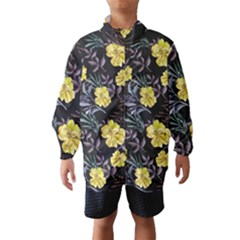 Wildflowers Ii Wind Breaker (kids) by tarastyle