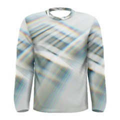 Business Background Abstract Men s Long Sleeve Tee by Simbadda