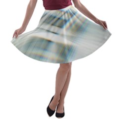 Business Background Abstract A Line Skater Skirt by Simbadda