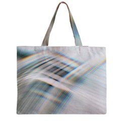Business Background Abstract Medium Zipper Tote Bag by Simbadda