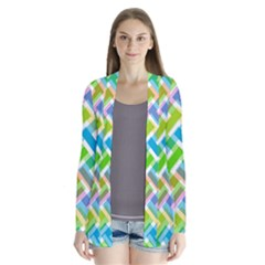 Abstract Pattern Colorful Wallpaper Background Cardigans