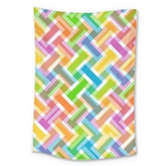 Abstract Pattern Colorful Wallpaper Background Large Tapestry