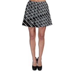 Abstract Architecture Pattern Skater Skirt by Simbadda