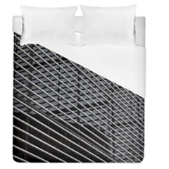 Abstract Architecture Pattern Duvet Cover (queen Size) by Simbadda