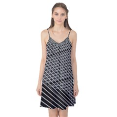 Abstract Architecture Pattern Camis Nightgown by Simbadda