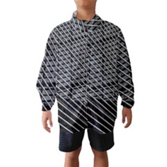 Abstract Architecture Pattern Wind Breaker (Kids) by Simbadda