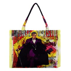 Monte Cristo Medium Tote Bag by Valentinaart