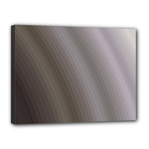 Fractal Background With Grey Ripples Canvas 16  X 12  by Simbadda