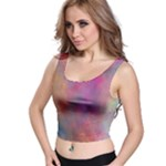 Rainbow Clouds Crop Top