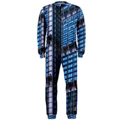 Modern Business Architecture Onepiece Jumpsuit (men)  by Simbadda