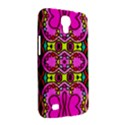 Colourful Abstract Background Design Pattern Samsung Galaxy Mega 6.3  I9200 Hardshell Case View2