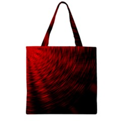 A Large Background With A Burst Design And Lots Of Details Zipper Grocery Tote Bag by Simbadda