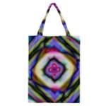 Rippled Geometry  Classic Tote Bag