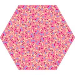 Umbrella Seamless Pattern Pink Mini Folding Umbrellas by Simbadda