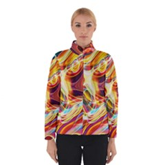Colourful Abstract Background Design Winterwear