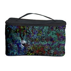 Stone Paints Texture Pattern Cosmetic Storage Case by Simbadda