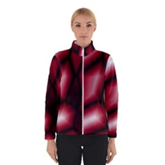 Red Abstract Background Winterwear