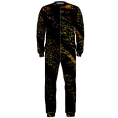 Abstract Background Onepiece Jumpsuit (men)