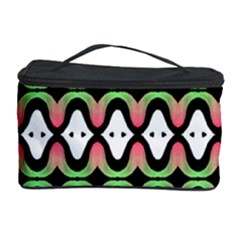 Abstract Pinocchio Journey Nose Booger Pattern Cosmetic Storage Case by Simbadda