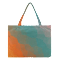 Abstract Elegant Background Pattern Medium Tote Bag