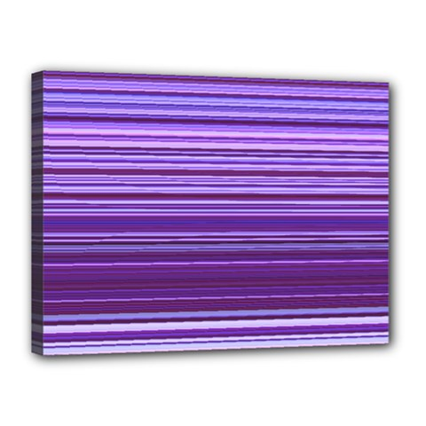 Stripe Colorful Background Canvas 16  X 12  by Simbadda