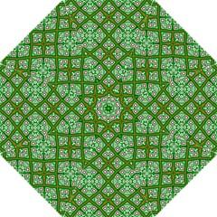 Digital Computer Graphic Seamless Geometric Ornament Straight Umbrellas by Simbadda