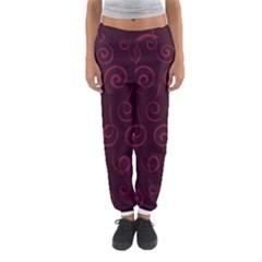 Pattern Women s Jogger Sweatpants by Valentinaart