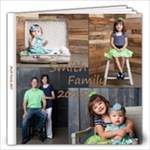 Smith Family 2015 - 12x12 Photo Book (20 pages)