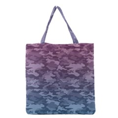 Celebration Purple Pink Grey Grocery Tote Bag by Mariart