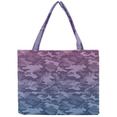 Celebration Purple Pink Grey Mini Tote Bag by Mariart