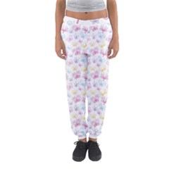 Pretty Colorful Butterflies Women s Jogger Sweatpants by tarastyle