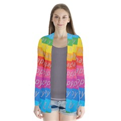 Colorful Happy Birthday Wallpaper Cardigans