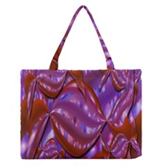 Passion Candy Sensual Abstract Medium Zipper Tote Bag by Simbadda